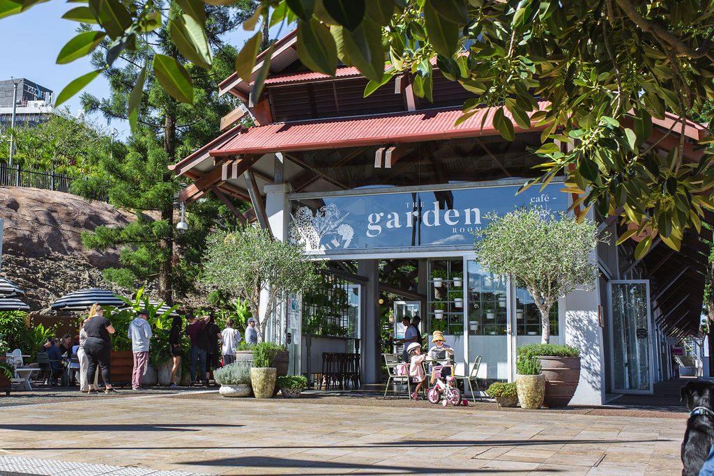 Cafe The Garden Room